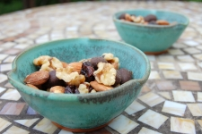 Snack Bowl or Rice Bowl in Turquoise