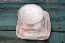 Shale Dinnerware Place Setting